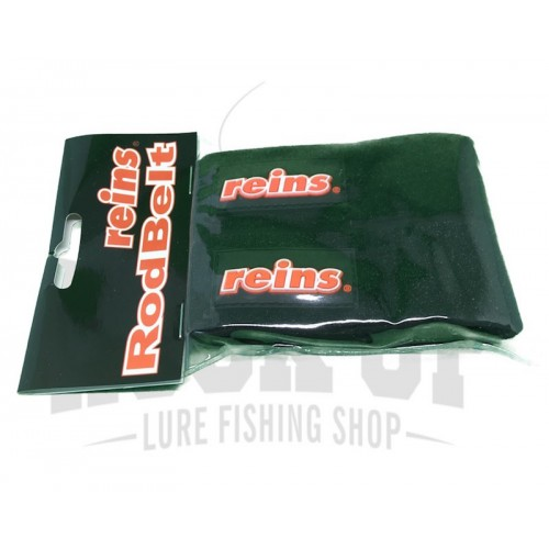 Reins Rod Belt L Black