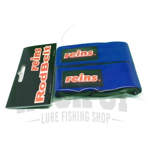 Reins Rod Belt L Blue