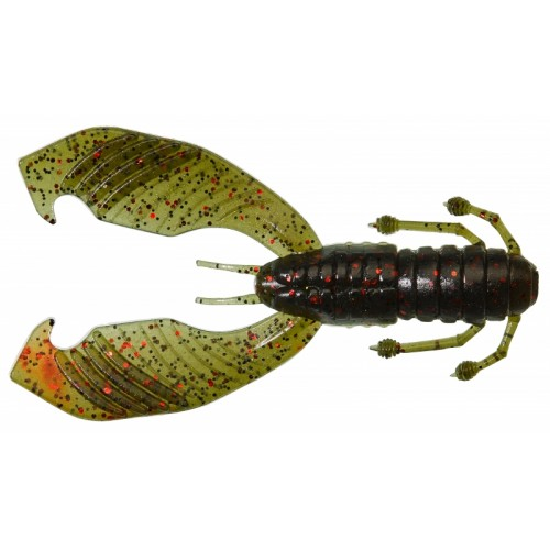 "Gunki Boogie Craw 3"" - Watermelon Red"