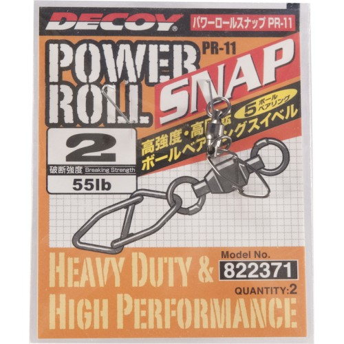 Decoy Power Roll Snap