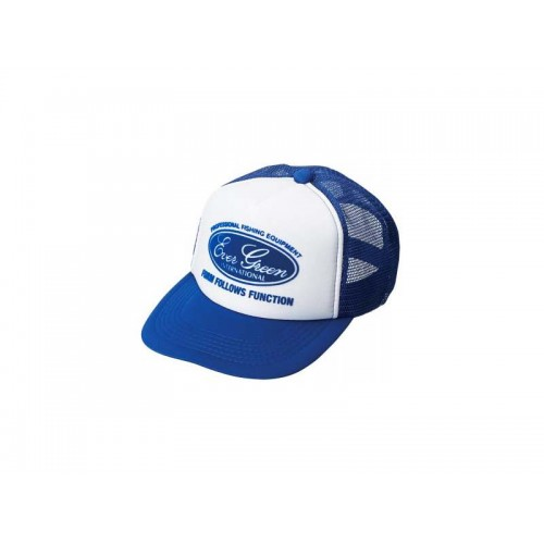 Evergreen Pop Cap Type 3 Blue