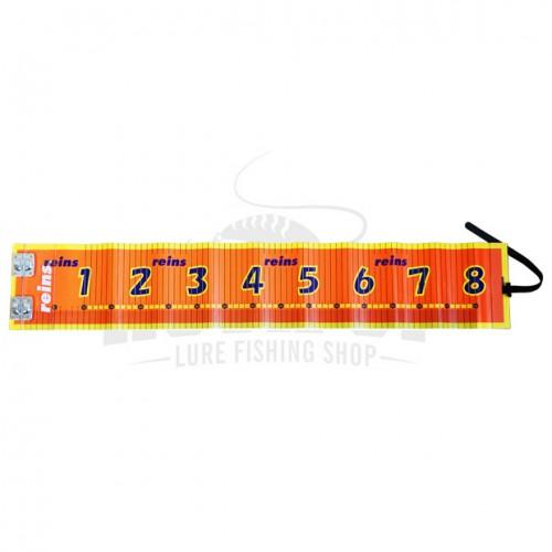 Reins Measure 80 Orange