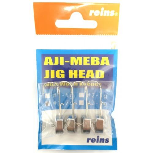 Reins Aji Meba Jig Head WK Pack