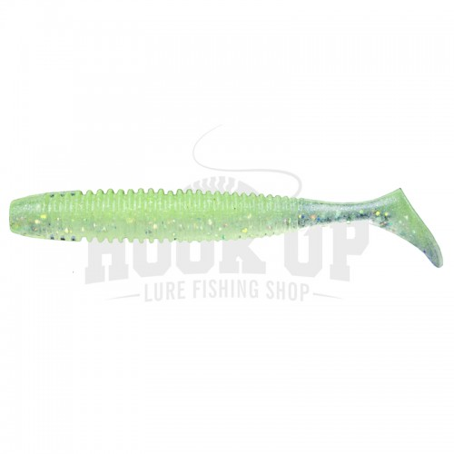 "OSP HP Shad Tail 3.6"" TW126 Honey Flash"