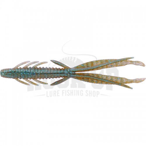 "OSP Dolive Shrimp 4"" TW112 Blue Back Cinnamon"