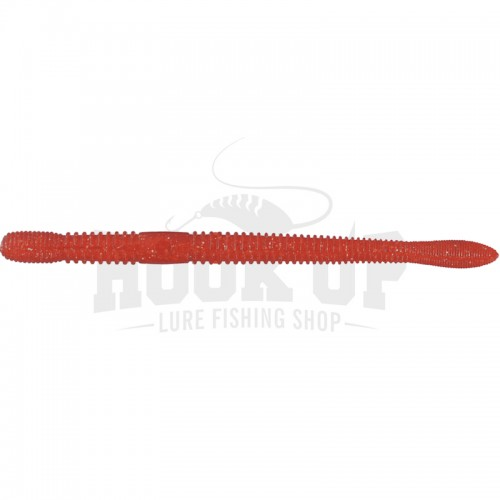 """OSP Dolive Crawler 3.5"""" W042 Clear Red Silver Flake"""