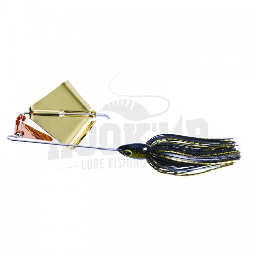 OSP Buzzer Zero Two Beat S71 Black FL Gold