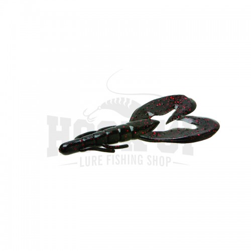Zoom Super Speed Craw OO1 Black Red Glitter