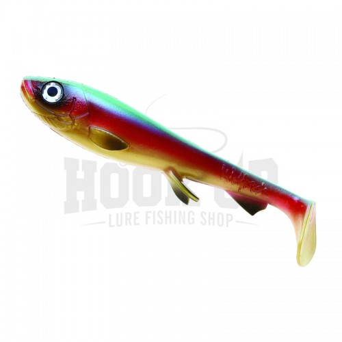 Wolfcreek Lures Wolfcreek Shad WC002 Parrot