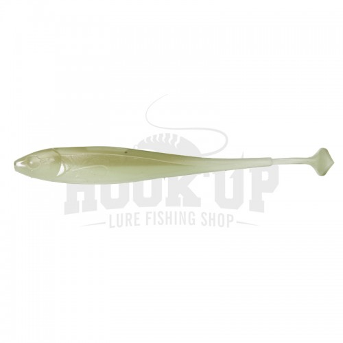 "Illex Magic Finess Shad 3"" Glow Ayu"