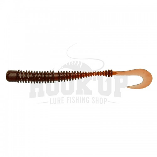 "Illex Ring Worm 3"" Cola"