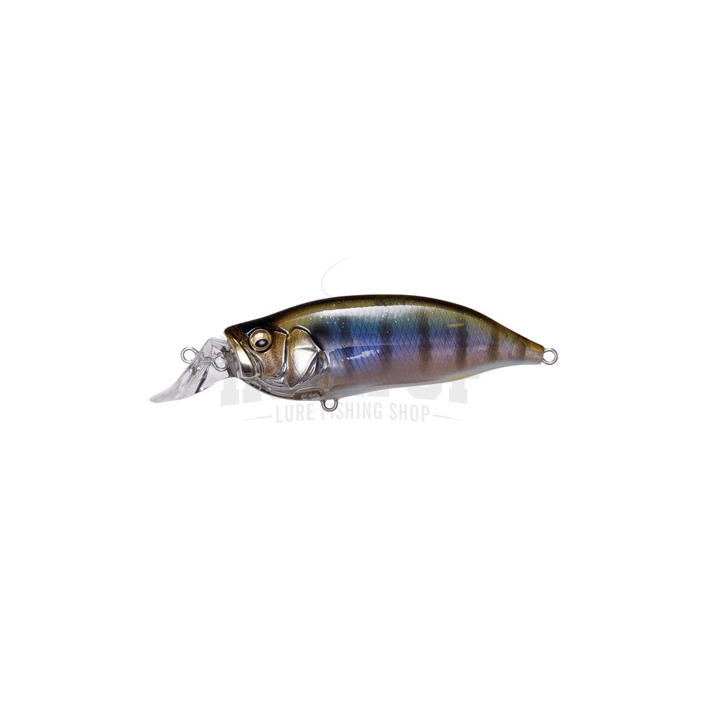 #22 BLACK HOLE IXI SHAD TYPE-3 57mm 1//4oz Megabass