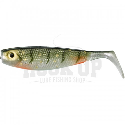 "Gunki G Bump 3.1"" - UV Green Perch"