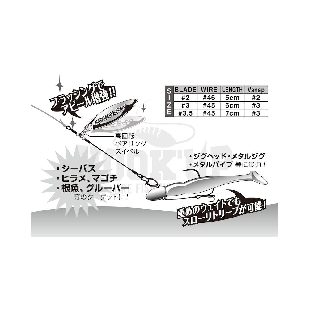 Decoy WL 11 S Blade Leader