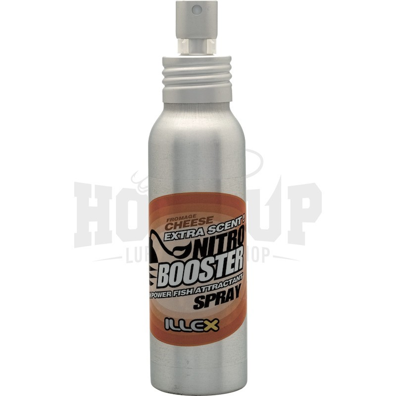 Illex Nitro Booster Cheese Spray