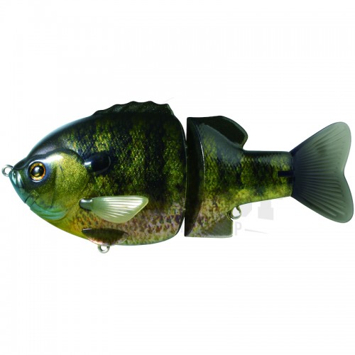 Deps Bull Shooter 160 SS 01 Real Blue Gill