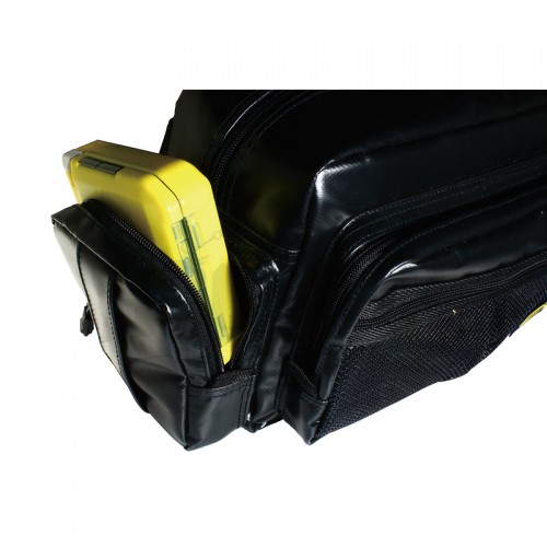 Deps Hip Bag Tarpaulin Black 1