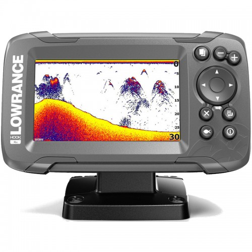 Lowrance Hook 4x GPS Main