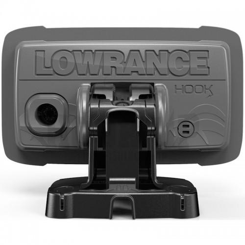 Lowrance Hook 4x GPS Back