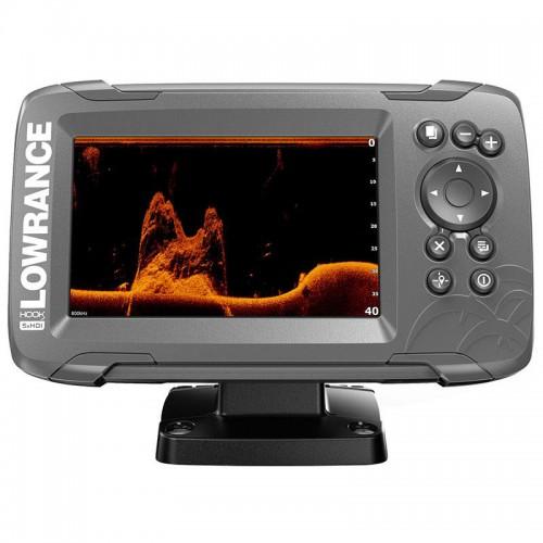 Lowrance Hook 5x GPS Splitshot Main