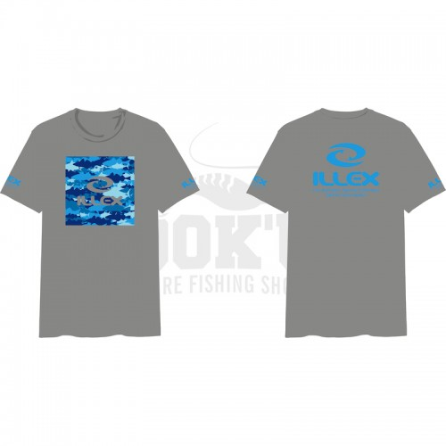 Illex Sweat Sea Camo
