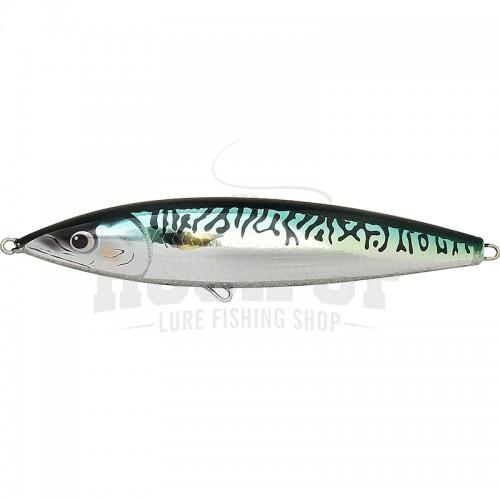 Fish Tornado Real Mackerel 240 F 02 Green Mackerel
