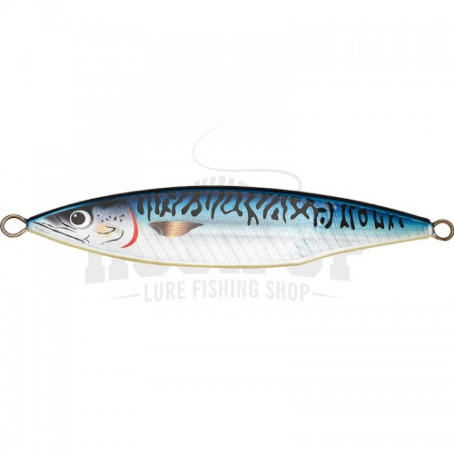 Fish Tornado Real Mackerel Jig 01 Blue Mackerel