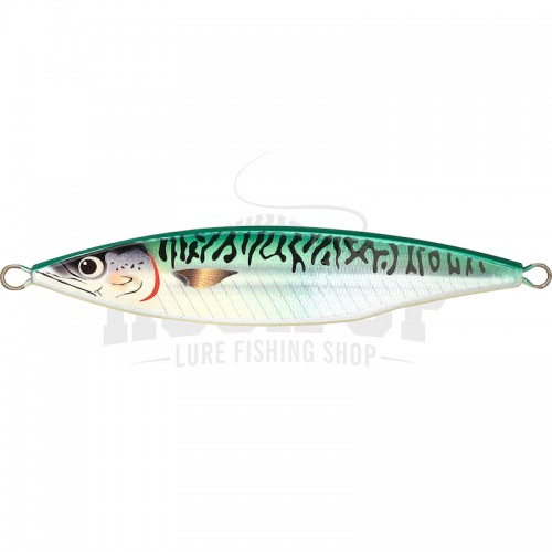 Fish Tornado Real Mackerel Jig 02 Green Mackerel