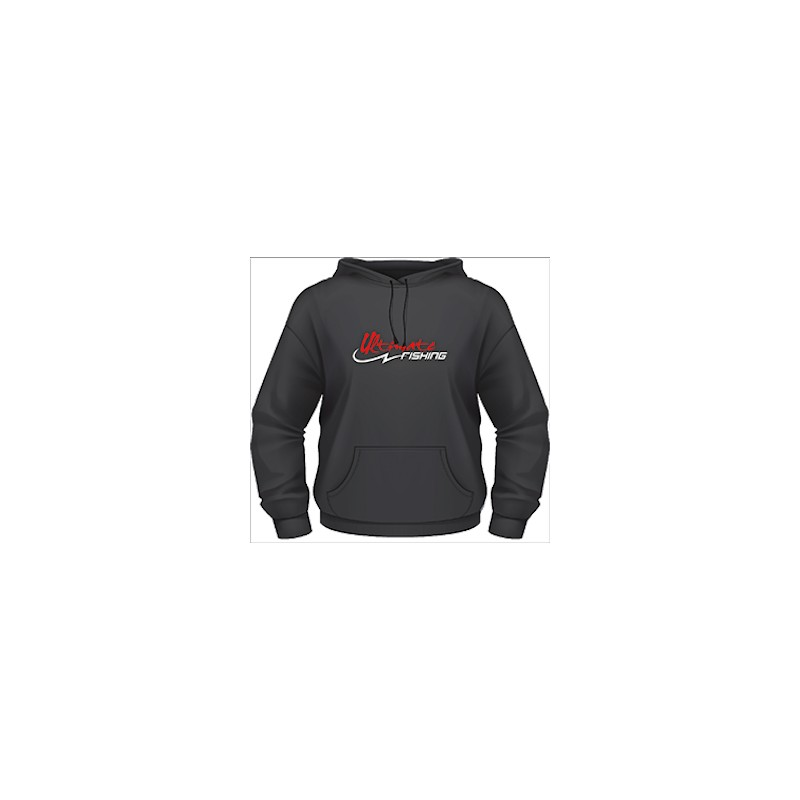 Ultimate Fishing Sweat Black