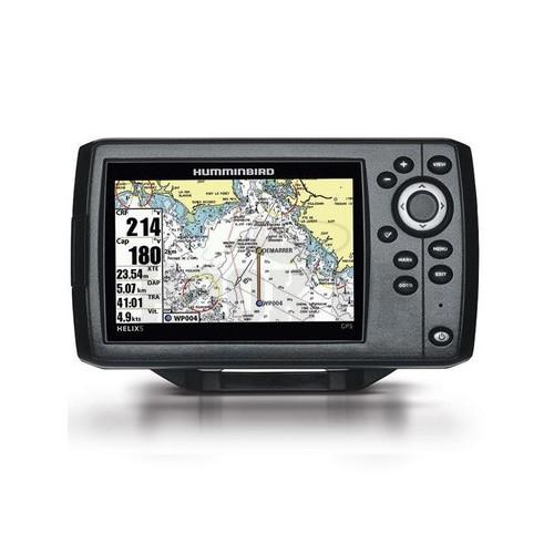 Humminbird Helix 5 G2 GPS Lecteur de Carte Main