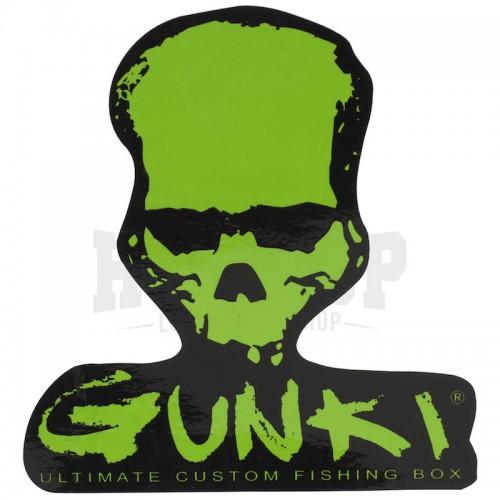 Gunki Autocollant Skull PM