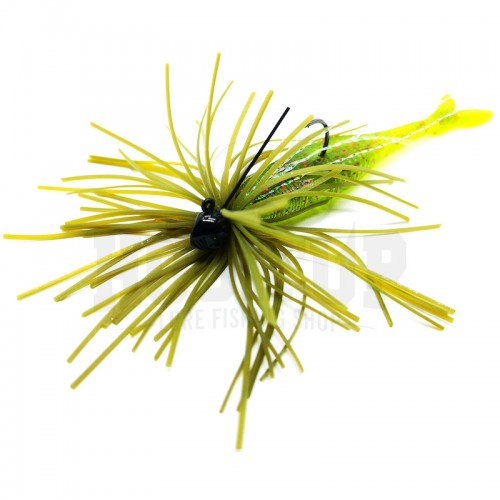 Duo Realis Small Rubber Jig J024 Watermelon