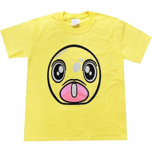 Lucky Craft Sammy T Shirt Yellow Kids S