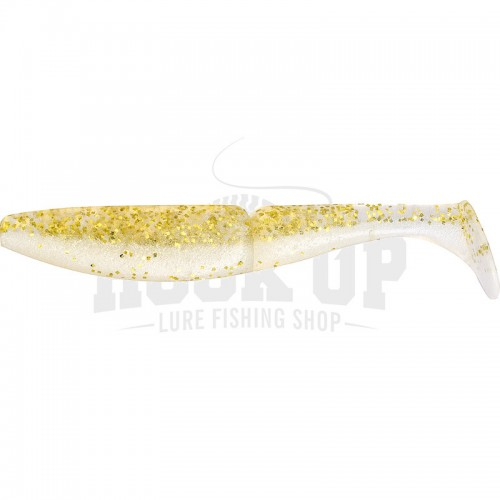 "Sawamura One Up Shad 5"" 134 Gold Glow"