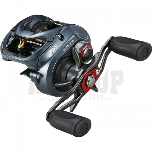 Daiwa Zillion SV TW Technology