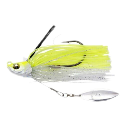 Megabass Uoze Swimmer 3/4oz - 21g Reaction Chart