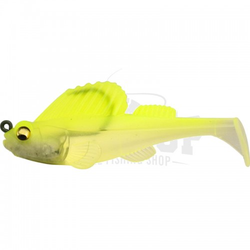 "Megabass Dark Sleeper 2.4"" Clear Chart"