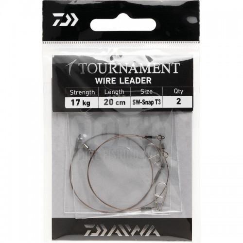 Daiwa Tournament Wire Leader Bas de Ligne