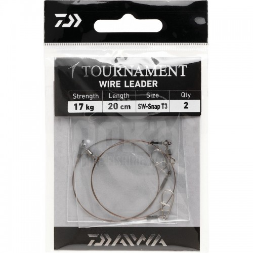 Daiwa Tournament Wire Leader