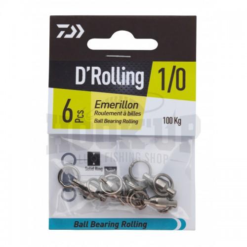 Daiwa Emerillon Roulements a Billes - D Rolling