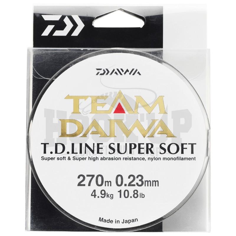 Daiwa Team Daiwa Line Super Soft Nylon - 270M