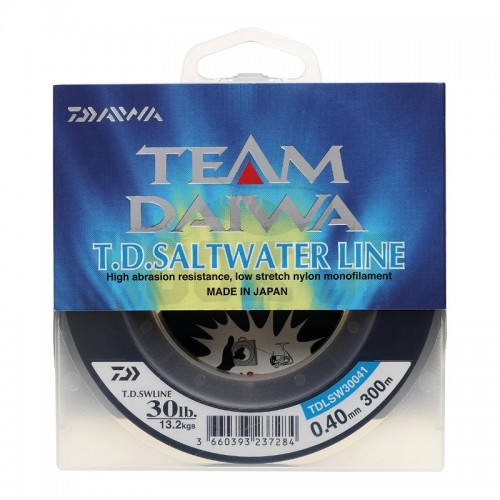Daiwa Team Daiwa SW Nylon Bleu - 300M