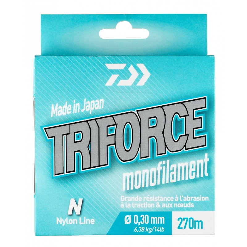Daiwa TriForce Nylon Translucide - 270M