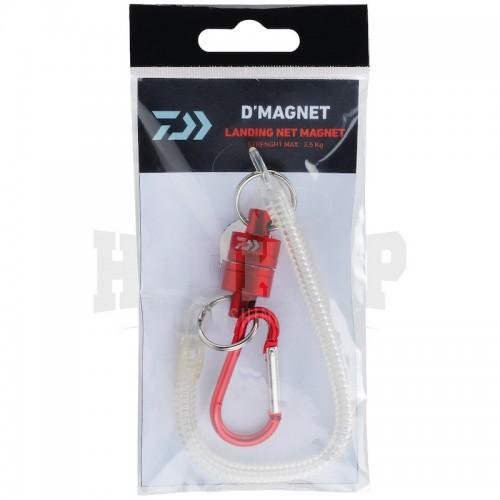 Daiwa Clip Magnetique Rouge