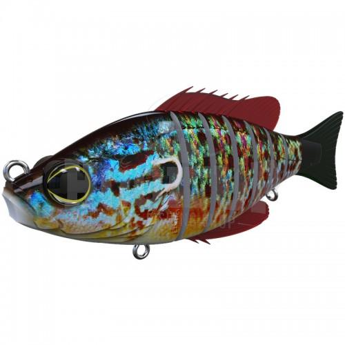 """Biwaa Seven 7"""" Sun Fish"""