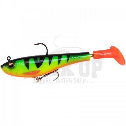 "Biwaa Spinjet 4"" Fire Tiger"