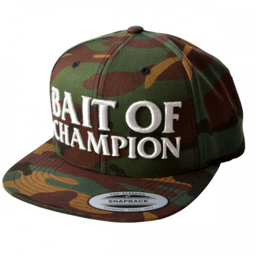 Megabass Casquette Bait Of Champion