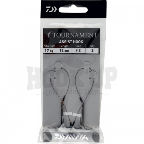 Daiwa Tournament Assist Hook Packaging