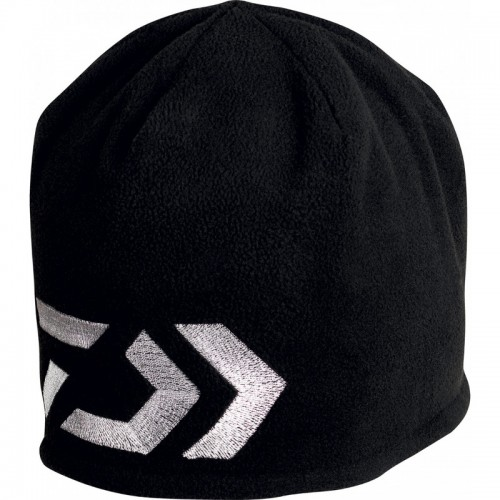 Daiwa Fleece Cap Black