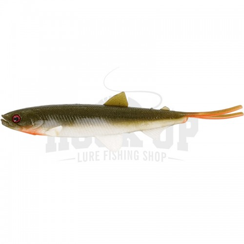 Westin HypoTeez V Tail 10cm Bass Orange